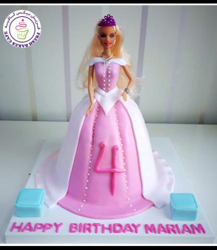 Cake - Fondant Cake - Toy 01