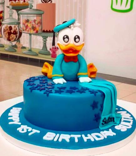 Cake - Donald Duck