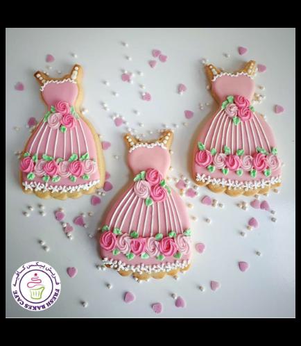 Dress Themed Cookies 01b