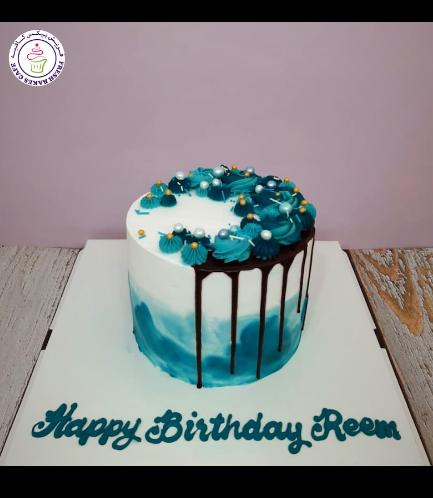 Cake - Cream Piping 02