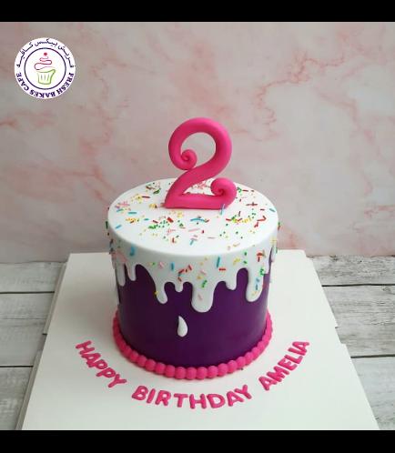 Cake - Fondant Drizzle 02