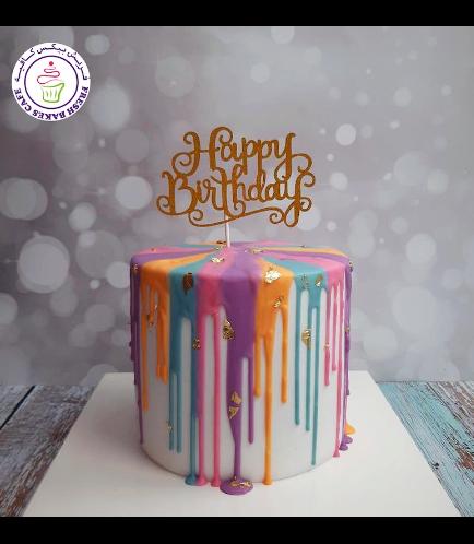 Cake - Pastel Drizzle