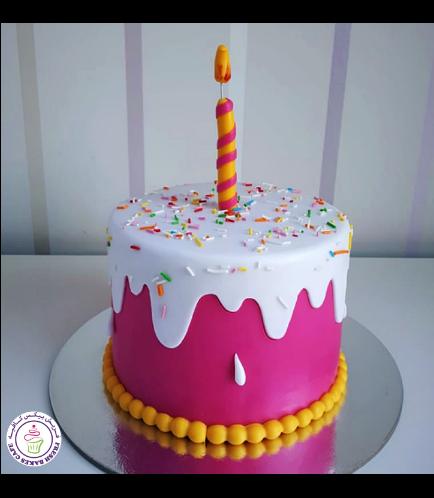 Cake - Pink 01