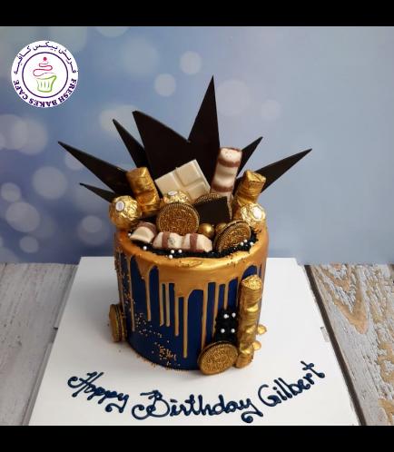 Cake - Chocolates