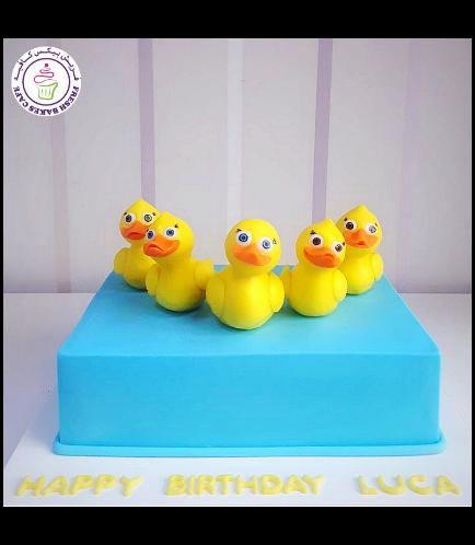 Duck Themed Cake 03