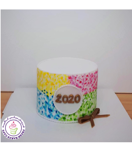 Cake - Colorful Dots
