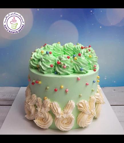 Funfetti Cake with Bunny 01
