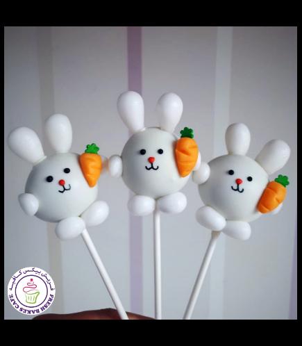 Rabbit Themed Cake Pops 02