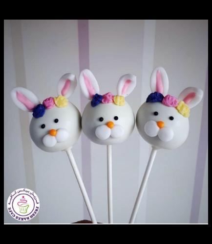 Rabbit Themed Cake Pops 05