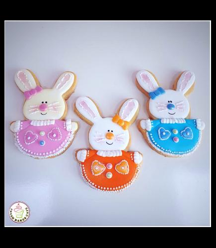 Rabbit Themed Cookies 02