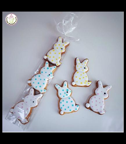Cookies - Rabbits - Minis 01