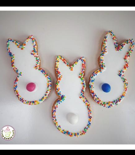 Rabbit Themed Cookies 04