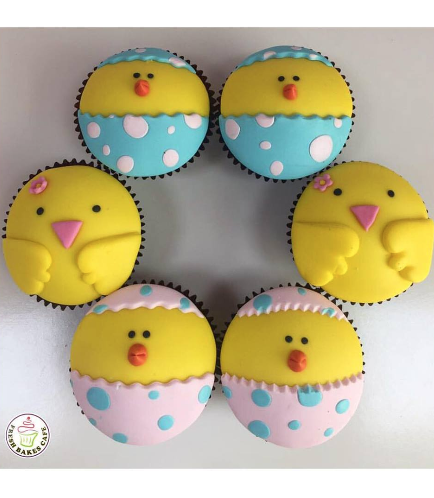 Easter Themed Cupcakes 02