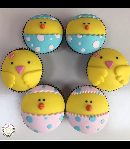 Cupcakes - Chicks 01