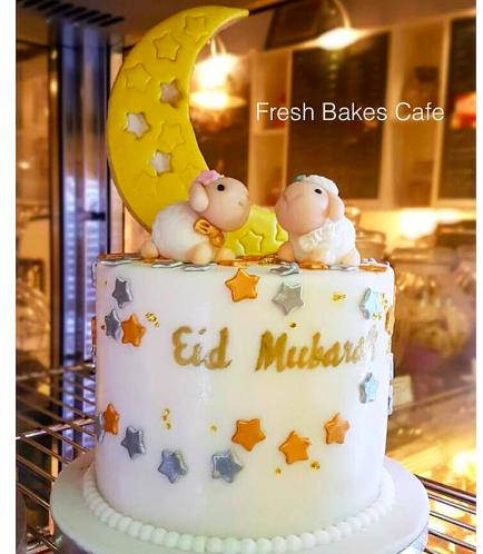 Eid Themed Cake 12