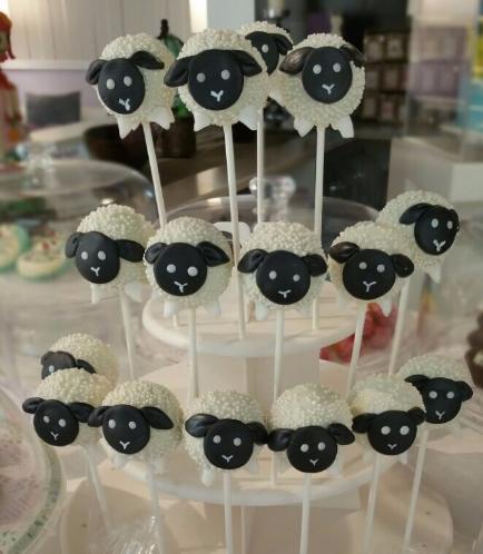 Eid Themed Cake Pops 4