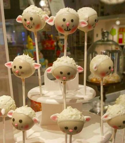 Eid Themed Cake Pops 5