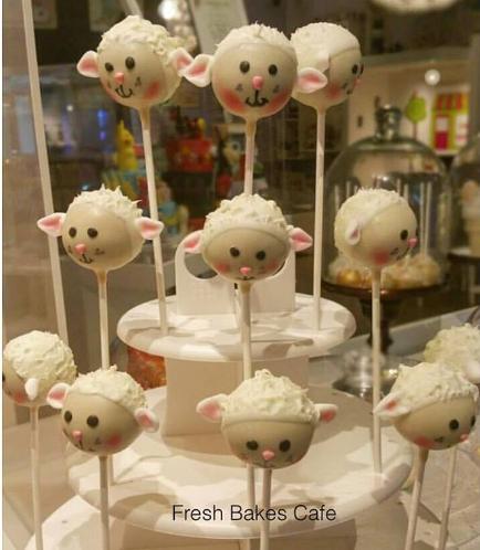 Sheep Themed Cake Pops 03