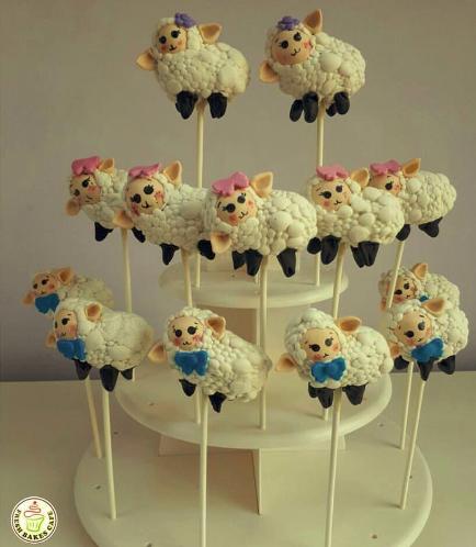 Eid Themed Cake Pops 10
