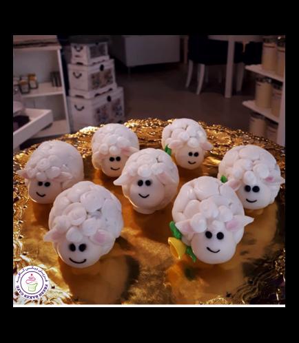 Eid Al Adha Themed Cake Pops w/o Sticks 01