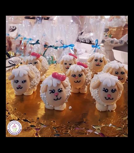 Eid Al Adha Themed Cake Pops w/o Sticks 02