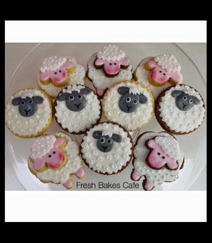 Sheep Themed Cookies 01
