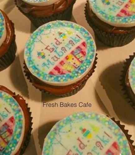 Eid Themed Cupcakes 3