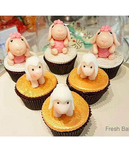 Eid Themed Cupcakes 5