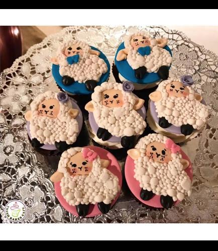 Eid Themed Cupcakes 11