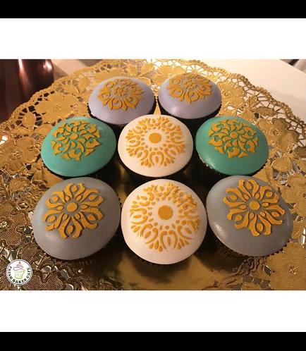 Eid Themed Cupcakes 05