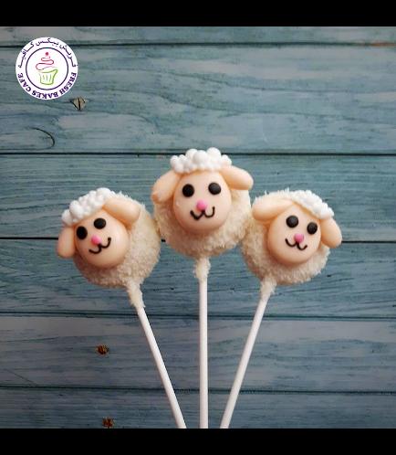 Donut Pops - Sheep 02