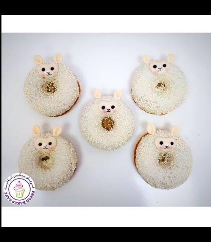 Sheep Themed Donuts 02