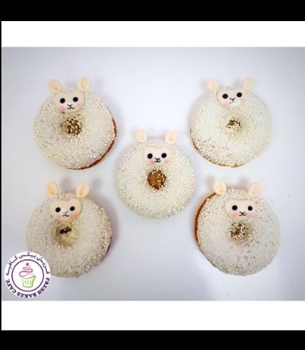 Eid Al Adha Themed Donuts - Sheep 02