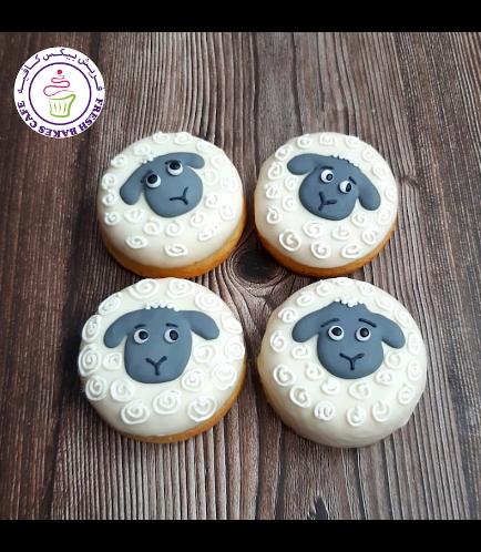Donuts - Sheep 02