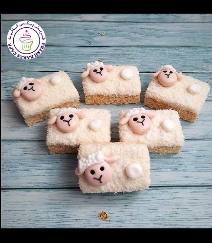 Krispie Treats - Sheep 02