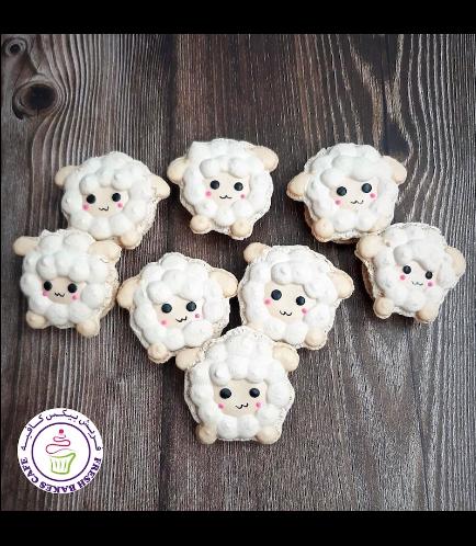 Macarons - Sheep 01
