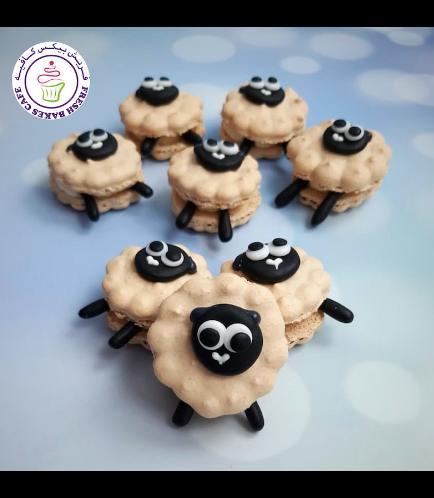 Macarons - Sheep 02