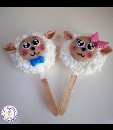 Eid Al Adha Themed Popsicakes