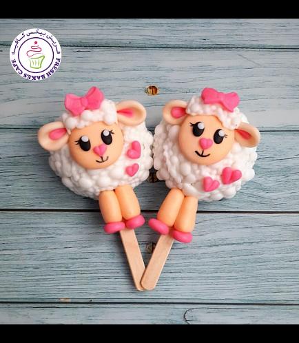 Popsicakes - Sheep 03