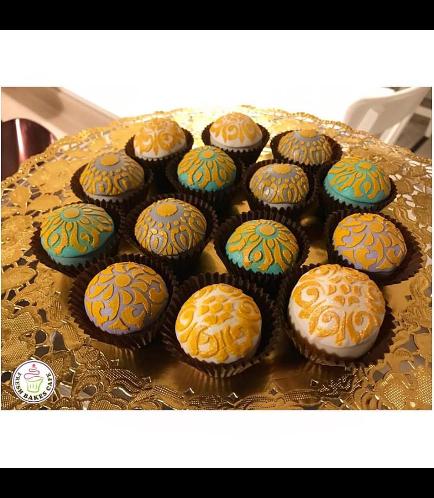 Eid Themed Cake Truffles 01