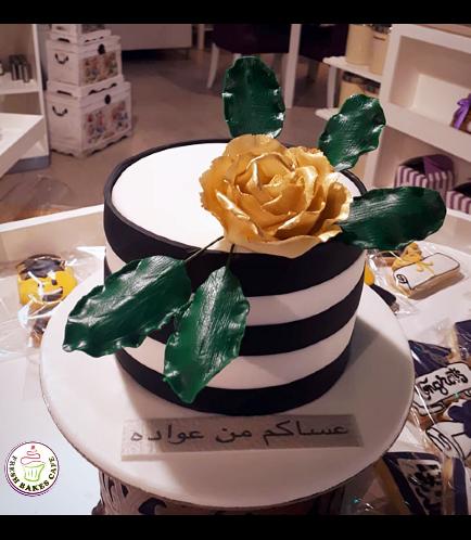 Eid Themed Cake - Rose 01