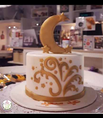 Eid Themed Cake 6