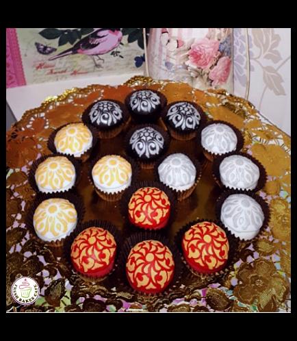 Eid Themed Cake Truffles 02