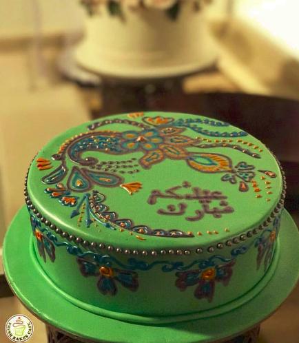Eid Themed Cake 2