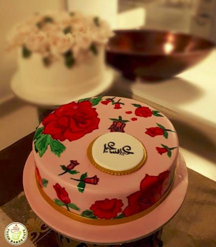 Eid Themed Cake 16