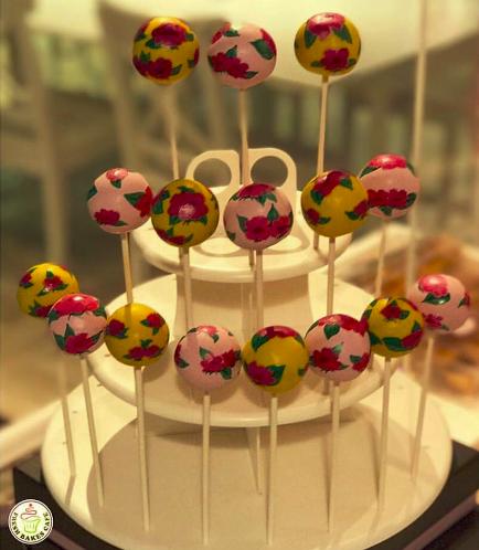 Eid Themed Cake Pops 7