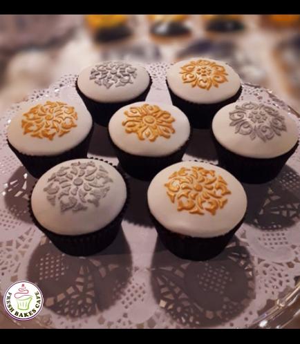 Eid Themed Cupcakes 06