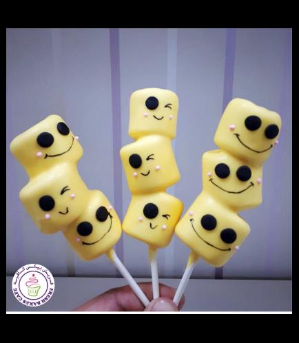 Emoji Themed Marshmallow Pops 02