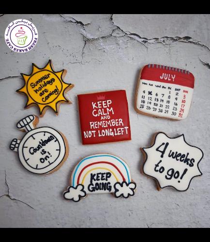 Cookies - School - End of School Year