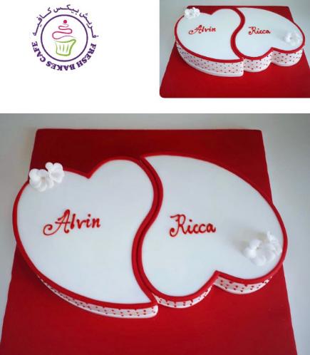 Heart Shaped Cakes 01b